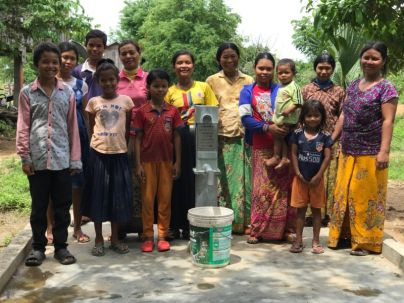 Kids At Well 2